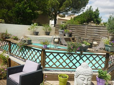 Photo for Vacation home Villa Bosquet  in Cap d'Agde, Hérault - Aude - 7 persons, 4 bedrooms