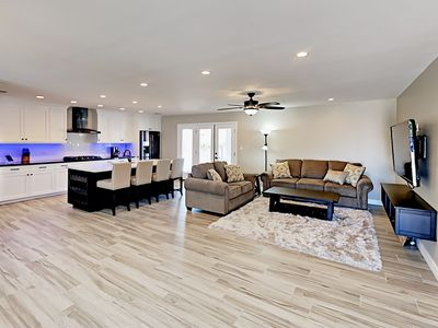 Living Room - Welcome to Scottsdale! Your home is professionally managed by TurnKey Vacation Rentals.