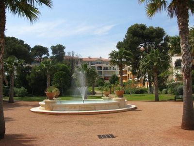 Photo for Saint-Aygulf - The Grand Parc apartment 77 m2 + terrace, park and pool
