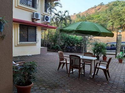 Photo for Cozy Hill-touch villa in a quiet neighbourhood with a trek to the lake