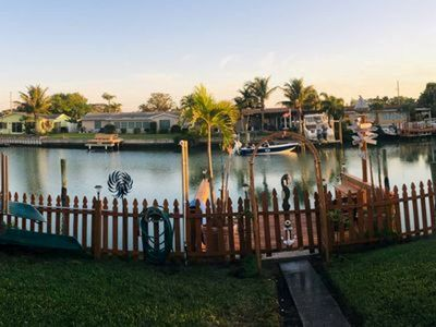 Photo for Beautiful Waterfront Home! Minutes away from Gulf Beaches and Downtown St. Pete!