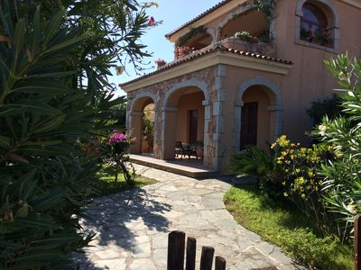 Photo for Perfect in every way with elegance, style and. Every Comfort only 100m from the beach Entfernt..WiFi