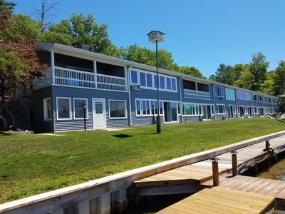 Photo for Charming 1 bedroom Condo on Clam Lake