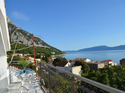 Photo for Apartment 00313GRAD   A4(4)  - Gradac, Riviera Makarska, Croatia