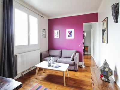 Photo for Nice and calm flat in Nation at the heart of Paris - Welkeys
