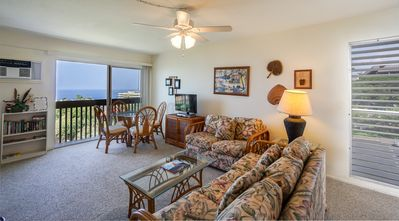 Photo for 1 BR Ocean View Condo with Shared Pool, BBQ stations, WiFi