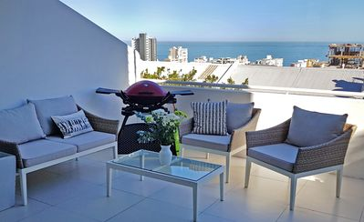 Photo for Cape Town's most beautiful sea view with the best location in Sea Point!