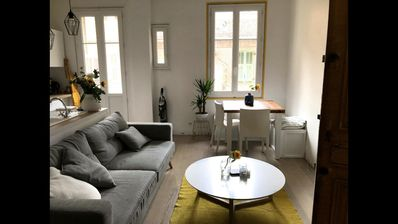 Photo for CHARMING APARTMENT - CLOSE TO THE PORT