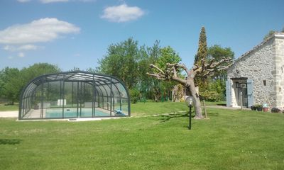 Photo for SUPERB GITE 5 PERS HEATED POOL POOL