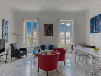 Photo for Unique 135m² in the heart of Nice