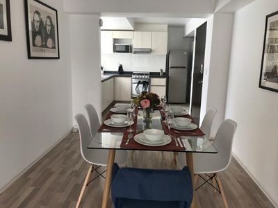 Photo for Excellent location Apartment for 5 people