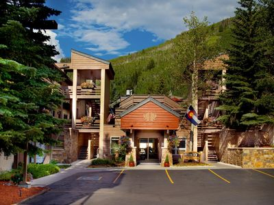 Photo for Eagle Point Vail New Years 12/27/19 thru 1/3/20 1 Bedroom Sleeps 4