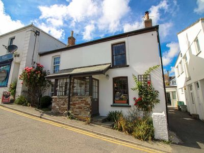 Photo for 2BR Cottage Vacation Rental in Portscatho, Cornwall