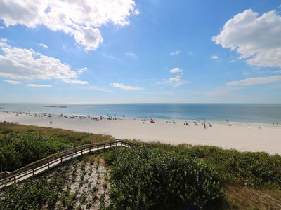 Photo for Amazing Beach And Gulf Views Located Directly On The Beach