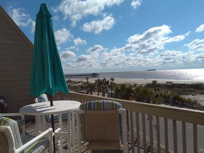 Incredible Views,Awesome Decks over looking ocean on South End