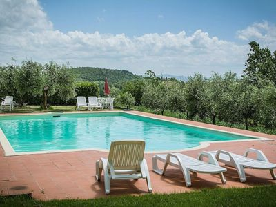 Photo for 2BR Apartment Vacation Rental in Barberino Val D'elsa, Toscana