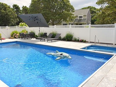 Photo for Upscale, Resort-like, Heated Pool/Spa, Sleeps 14; 002-H