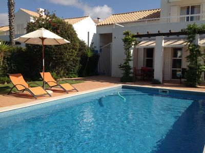 Photo for Holliday Villa 2 minutes from Galé beach