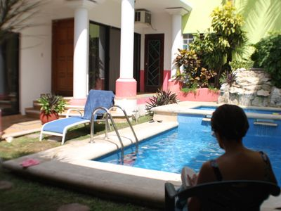 Photo for Casa Mambo-Private Villa Beach, Pools, Waterfall, Discount 20%
