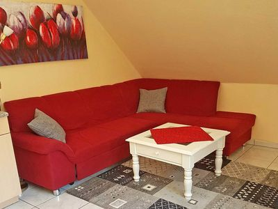 Photo for 1BR Apartment Vacation Rental in Lubmin