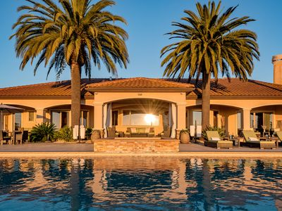 Photo for Wine Country Estate For Retreats, TV/Film, Weddings