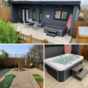 Photo for Torvale Cabin- Escape in style to luxury hideout with jacuzzi