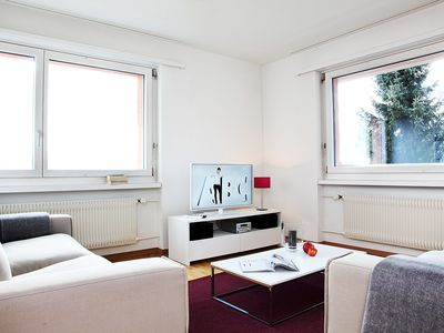 Photo for 3.5-room apartment with 75 m², outskirts of Zurich