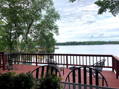 Photo for Incredible Views Home On Large Private  Sylvan/Gull Lake Wooded Lot