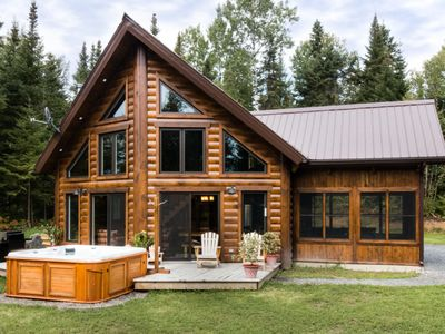 Photo for Cottage with spa the Little Bear