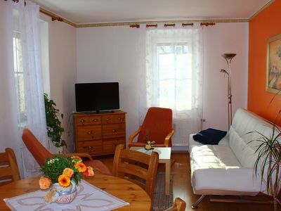 Photo for Gorgeous Apartment in Weißig Saxony with garden