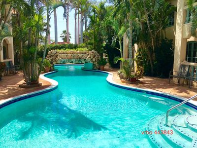 Photo for $200 off MAY SPECIAL ! 5 ⭐️ BEST Condo, close to Ritz & Marriott beach