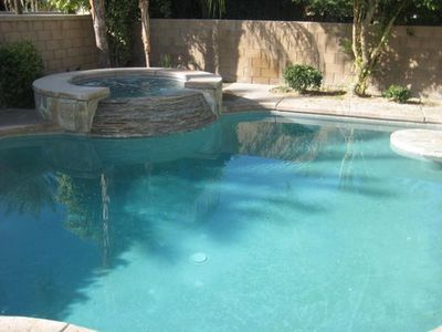 Photo for Beautiful Home with Pool, Spa and Close to Polo Grounds