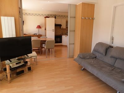 Photo for Beautiful apartment in the center of Pra-loup