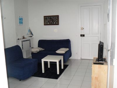 Photo for Studio 3 pers. close to the beach - Studio 3 people