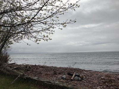 Photo for The Silver Hilton on Lake Superior!  2 bdrms., 2 baths plus a 2 bdrm bungalow.
