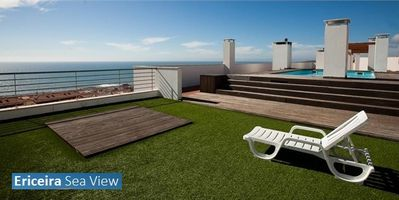 Photo for Stunning Sea in spacious apartment with rooftop pool