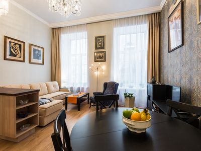 Photo for 2 room apartment by Kazanskiy cathedral
