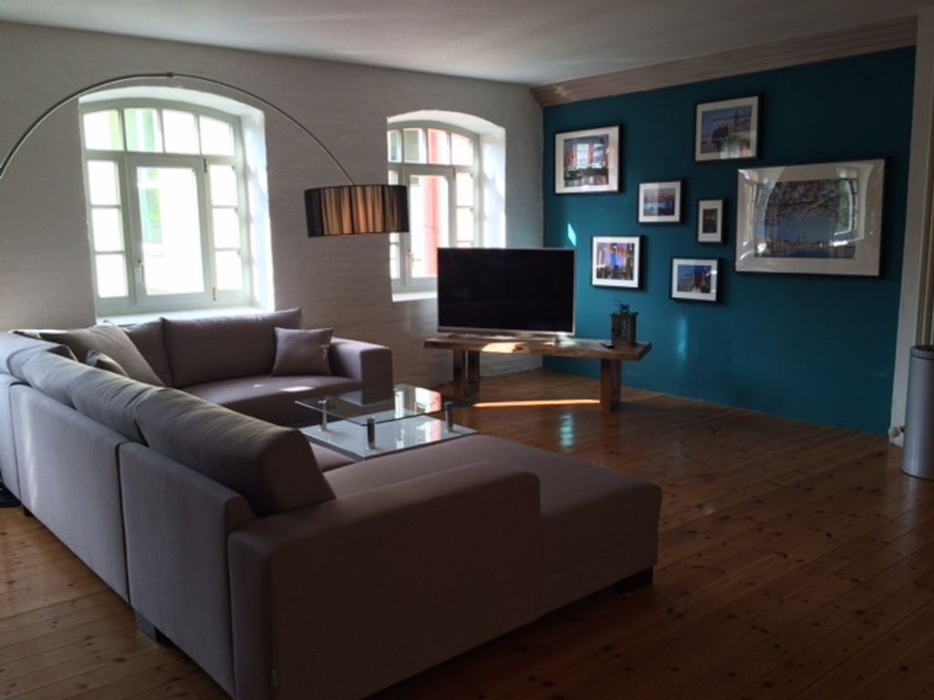 exclusive backyard loft quiet and green in hh st georg 7 min to