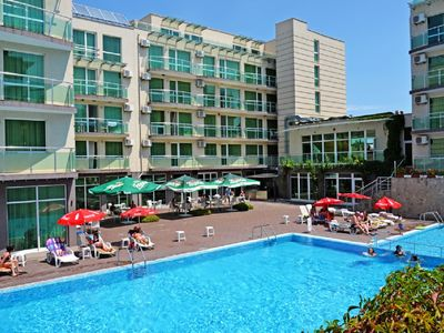 Photo for Apart-hotel Clara (Apartment withPool View   ) is located in Sarafovo,  Bulgaria