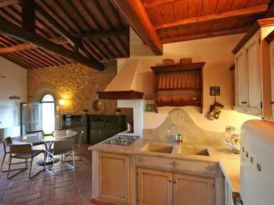 Photo for 3 bedroom Apartment, sleeps 5 in Croce di Via with WiFi