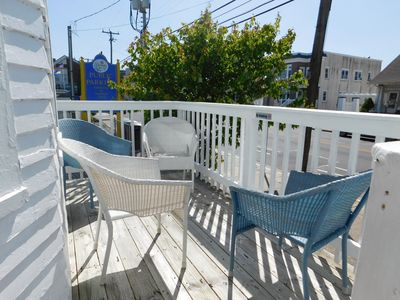 Photo for (#3) Central Boardwalk Location -Steps From The Beach & The Heart of Ocean City!