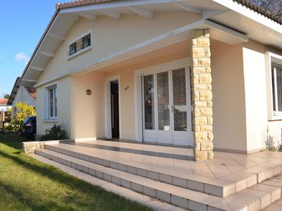 Photo for ARCACHON BASIN - ANDERNOS VILLA 6 PEOPLE 100 M OF THE BEACH