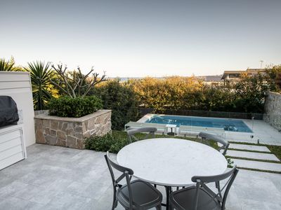 Photo for SANDCASTLES - Stunning Apartment with Pool in Clovelly