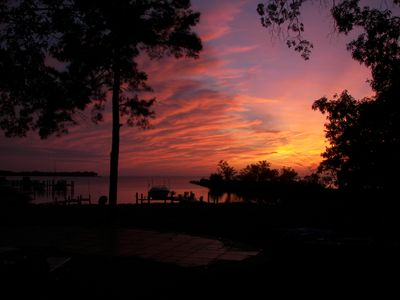Photo for The perfect escape on the Chesapeake Bay, come for a few days or a few weeks!