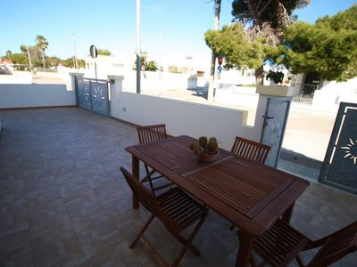 Photo for 3BR Country House / Chateau Vacation Rental in Marina di Mancaversa, Puglia
