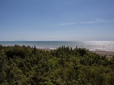 Photo for Private access to the beach - Tuscany