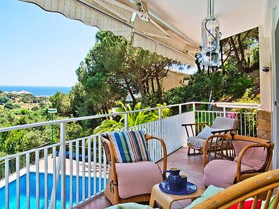 Photo for Vacation home Balmain in Lloret de Mar - 6 persons, 3 bedrooms