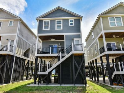 Completely renovated 3 bedroom, 2.5 bath house across the street from ocean