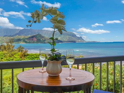 Photo for Spectacular Views of Hanalei Bay