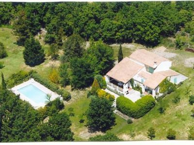 Photo for Holiday villa with pool and internet & WIFI: cicadas